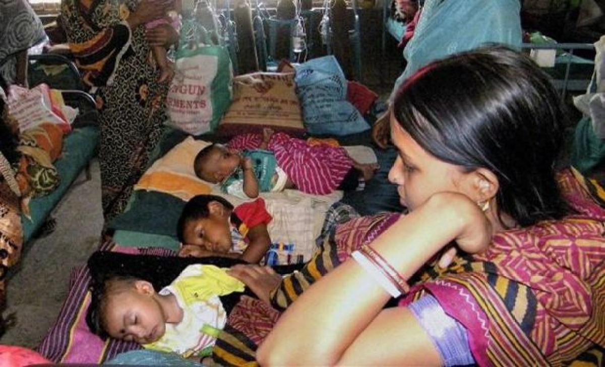 Kota Infants death toll rises to 110