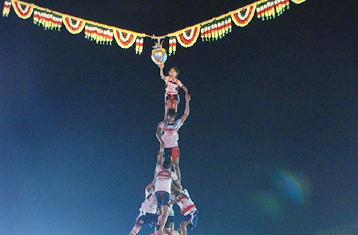 The sacred month of  Shravan