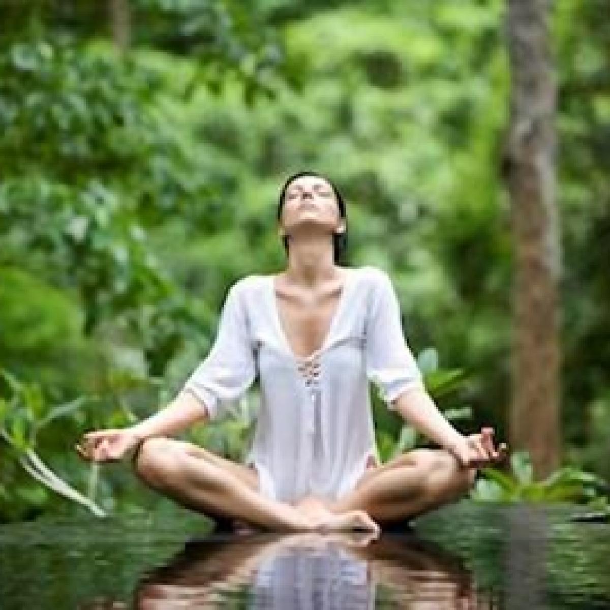 Guiding Light: Mountain Yoga and Meditation
