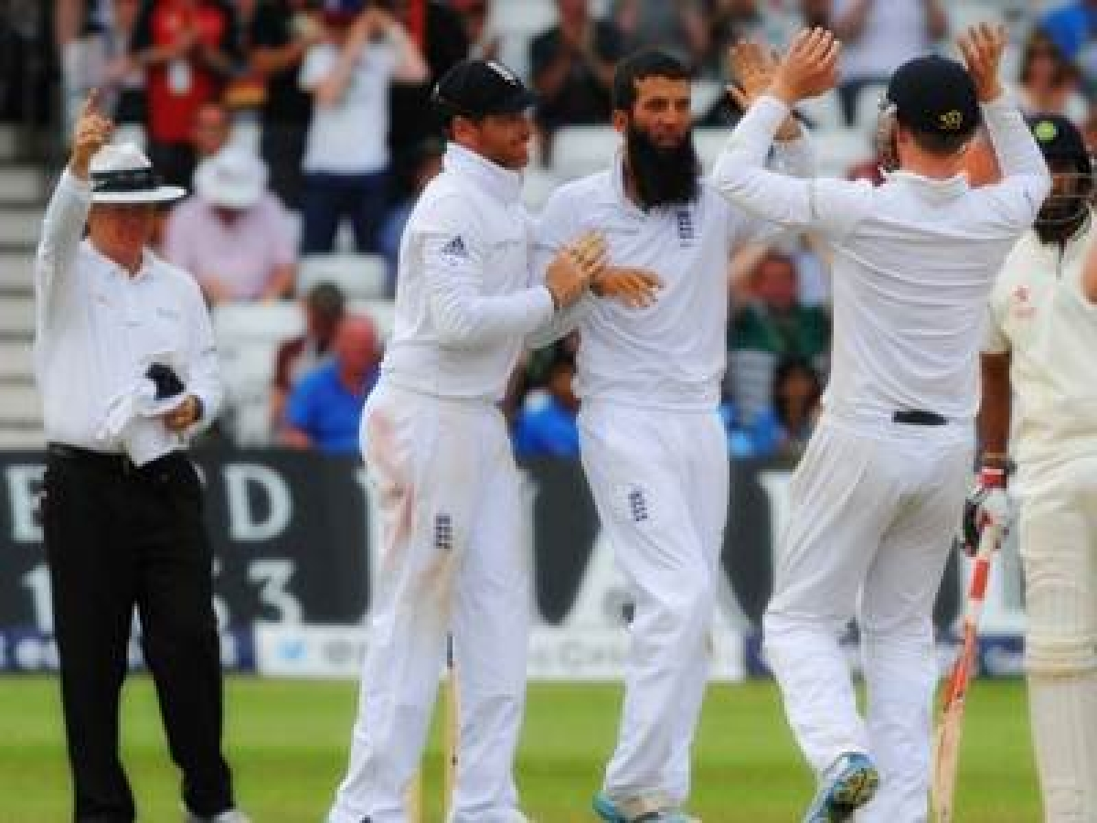 Moeen Ali spins a web as England tie series with big win