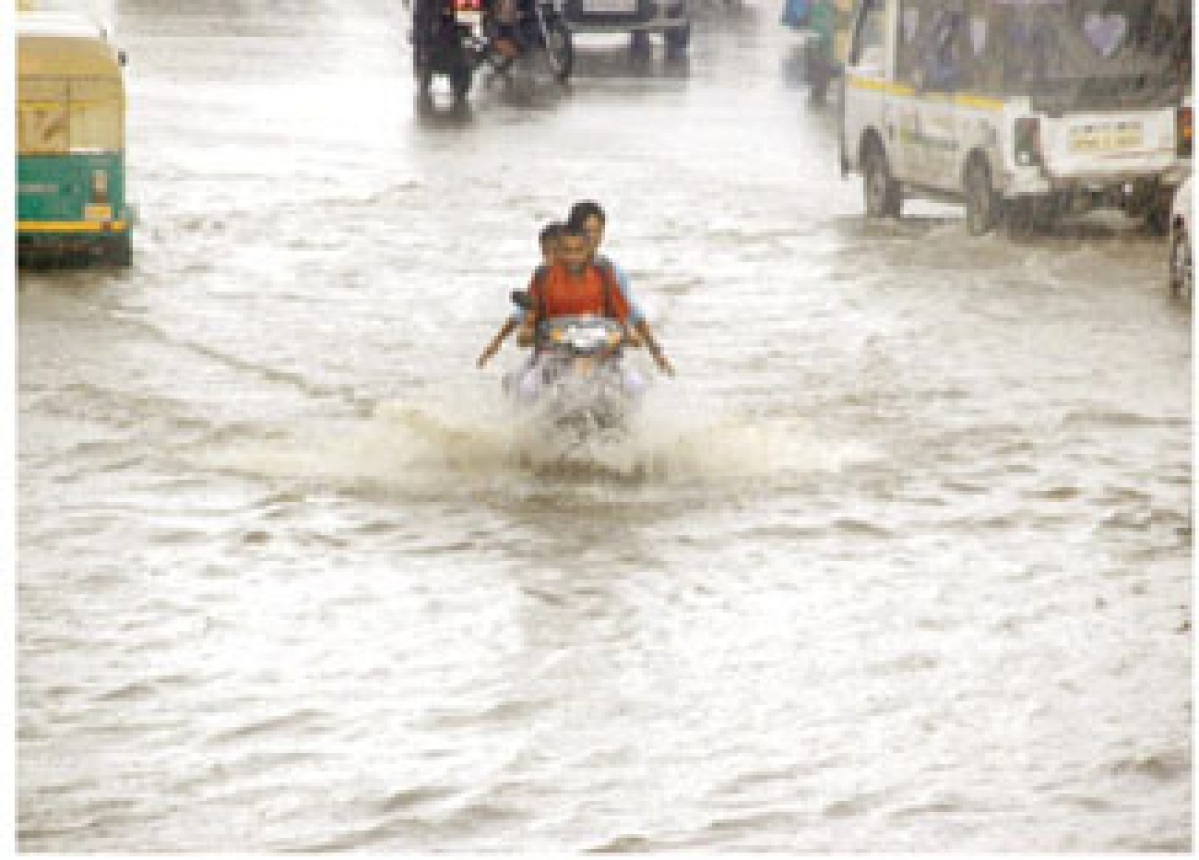 Heavy rains likely in 24 hours