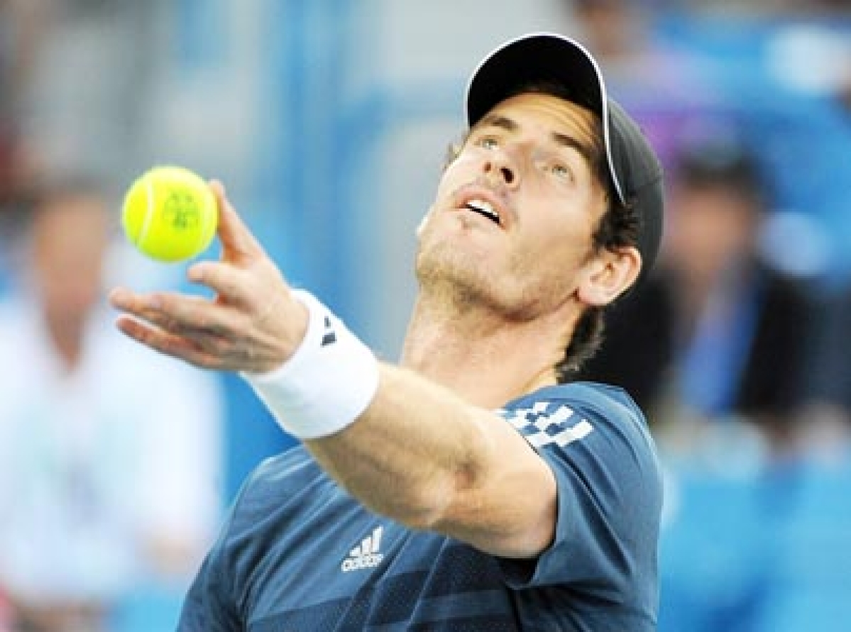 Andy Murray keeping emotions in check as race to London tightens