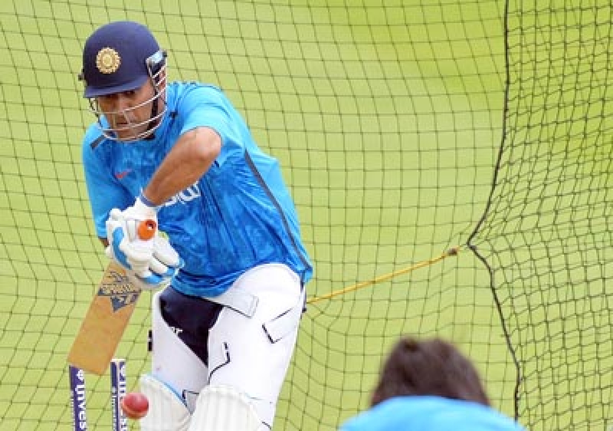 India desperate for on-field action