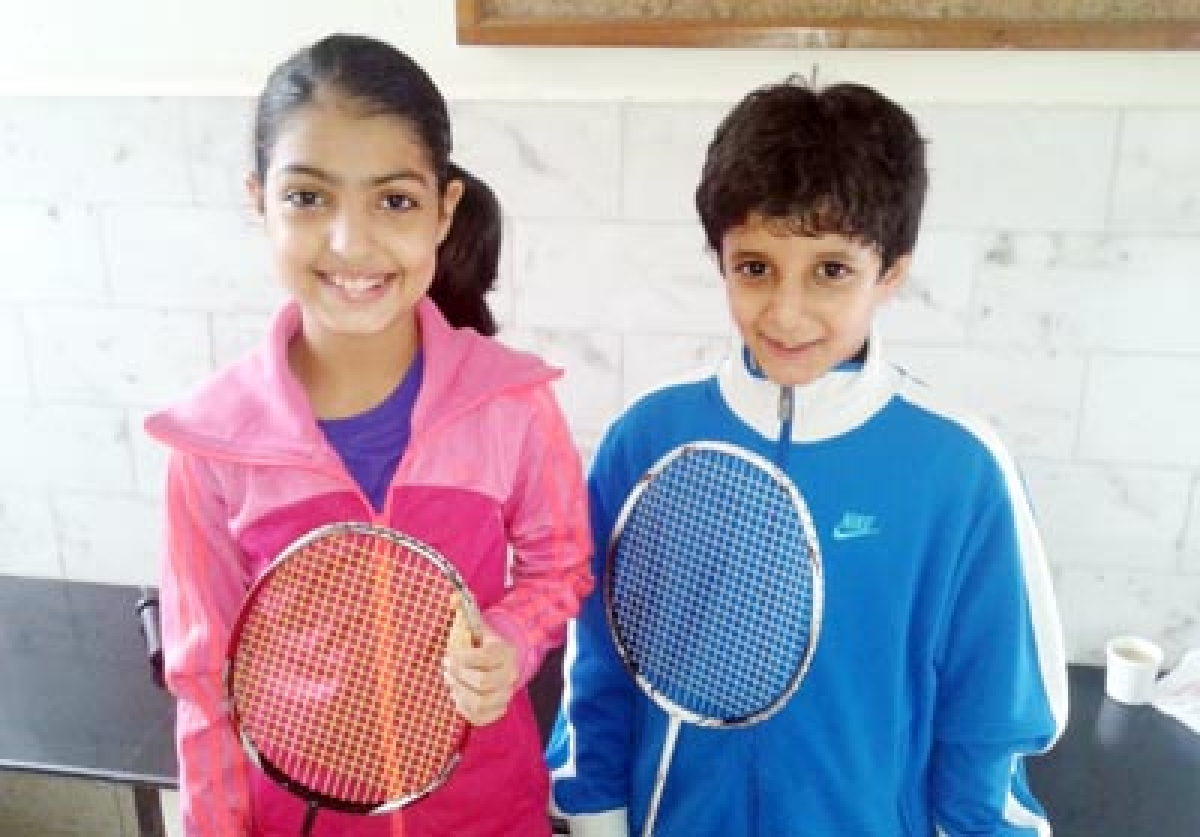 Gideon, Dhruv, Devansh make badminton semis