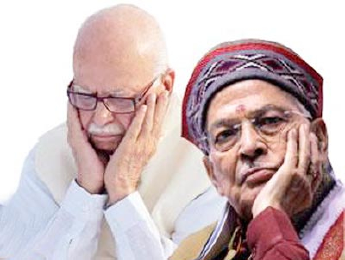 BJP TRIMURTI: END OF THE ROAD