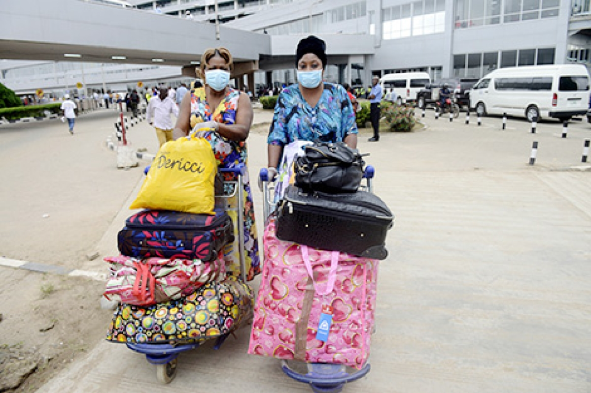 Six Indians from Liberia to be tested for Ebola