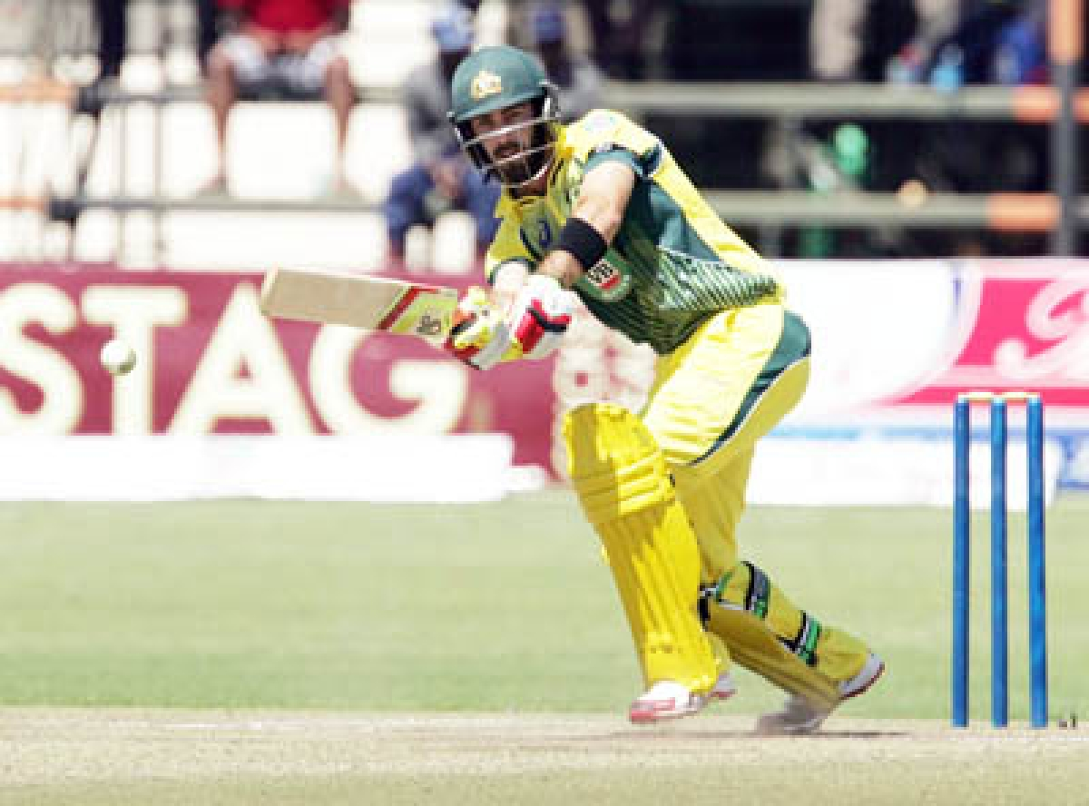 Dhoni, Maxwell most searched players ahead of 2nd semi in WC