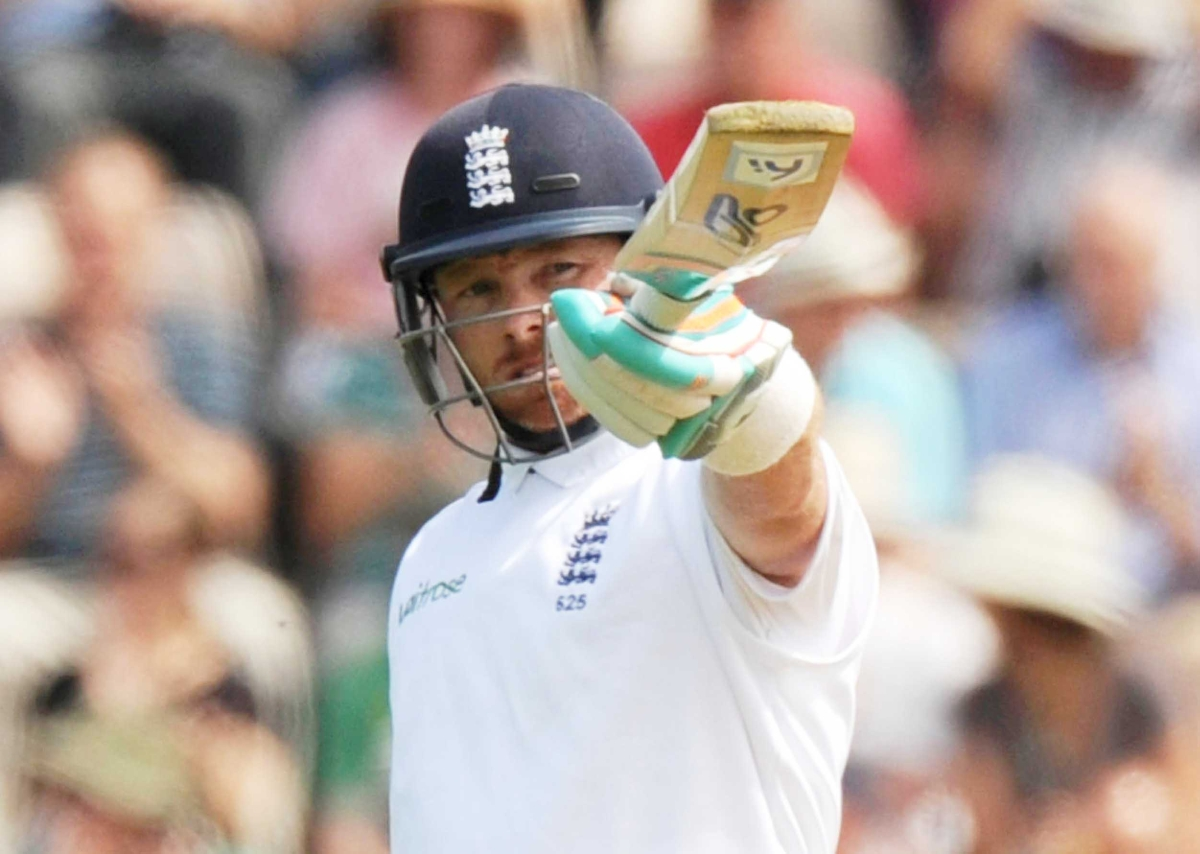 Focus on good series than one incident, says Ian Bell