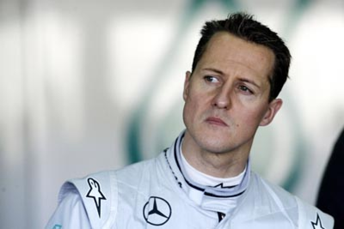 'Thief' who stole Schumacher's medical reports found hanging in prison