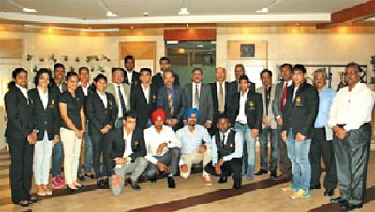 ONGC mines 6 medals for India from Commonwealth