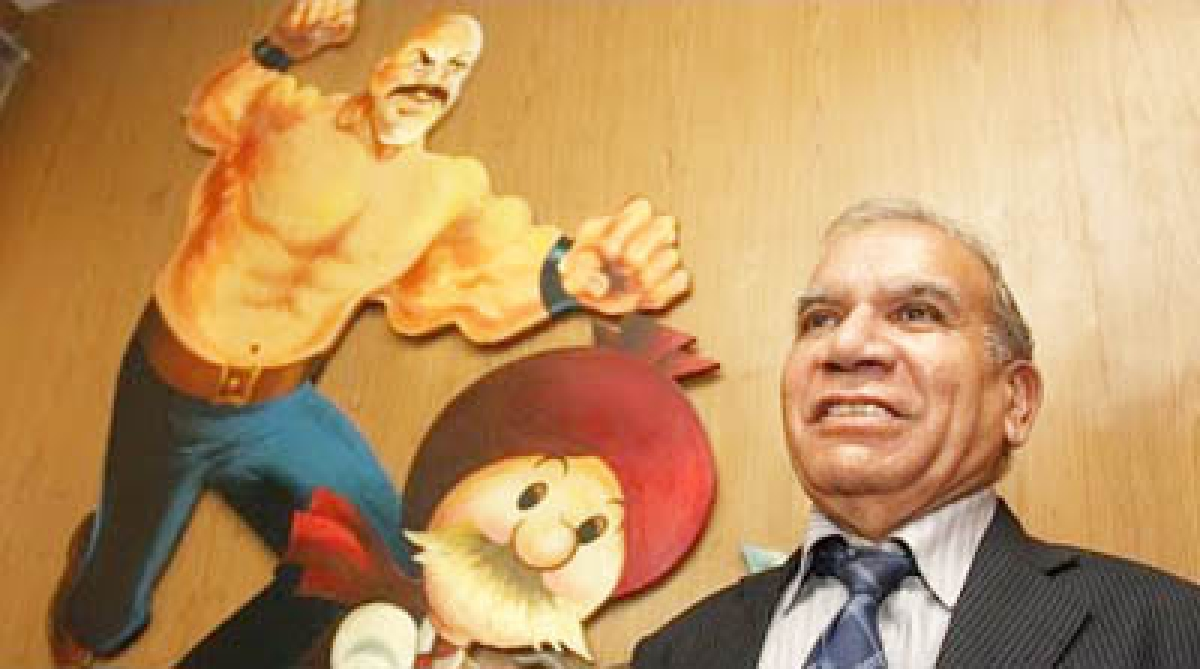 Creator of Chacha Chaudhary Pran Kumar no more
