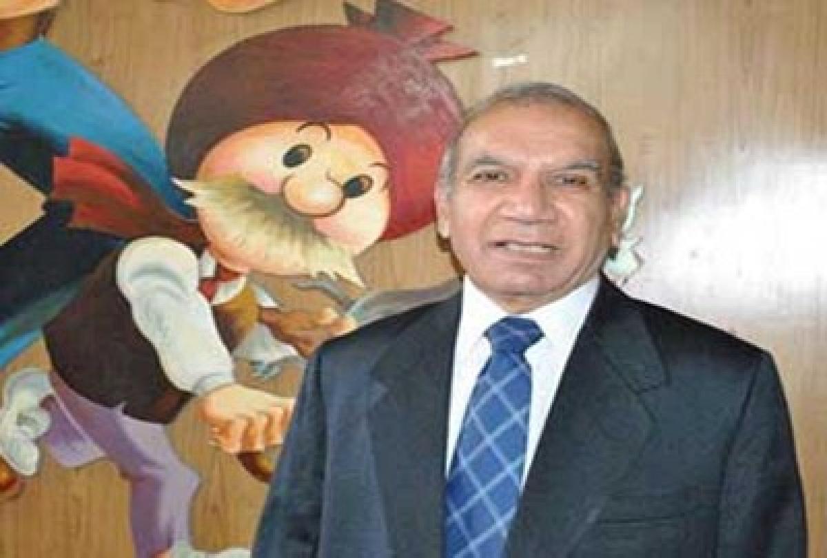 Cartoonist Pran, creator of iconic Chacha Chowdhury, dead