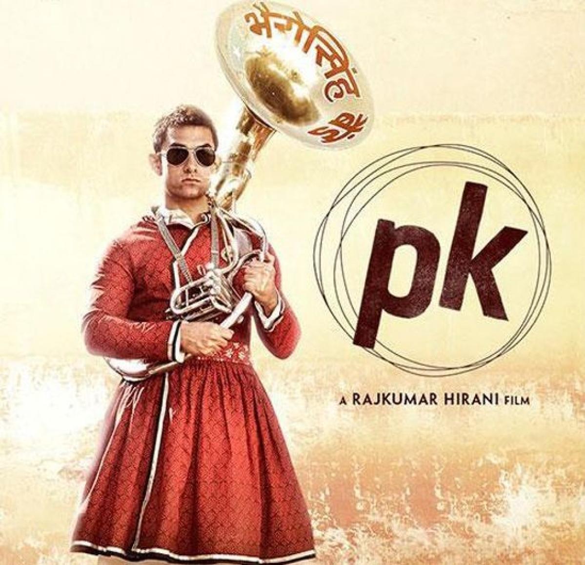 Aamir's 'PK' rocks, a sure shot winner: Film fraternity