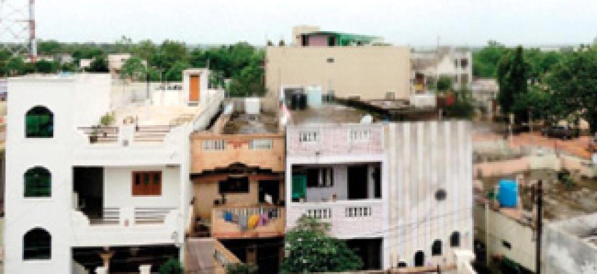 Admn serves notices to Khilji colony residents