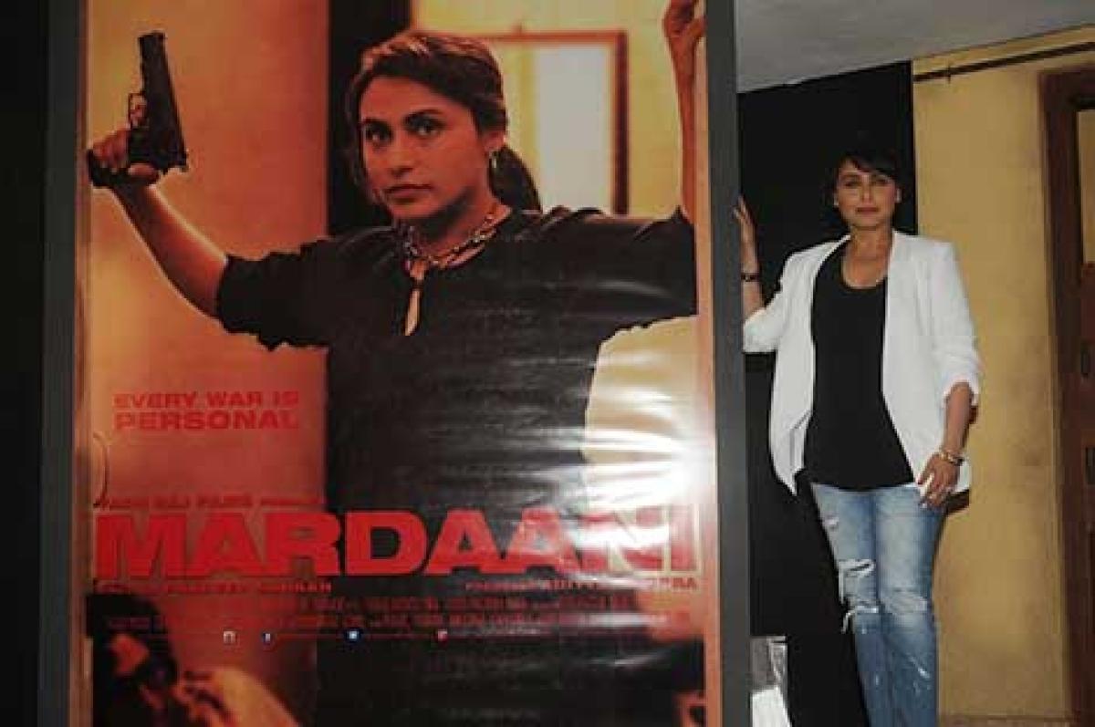 Rani Mukerji's 'Mardaani' is tax-free in UP