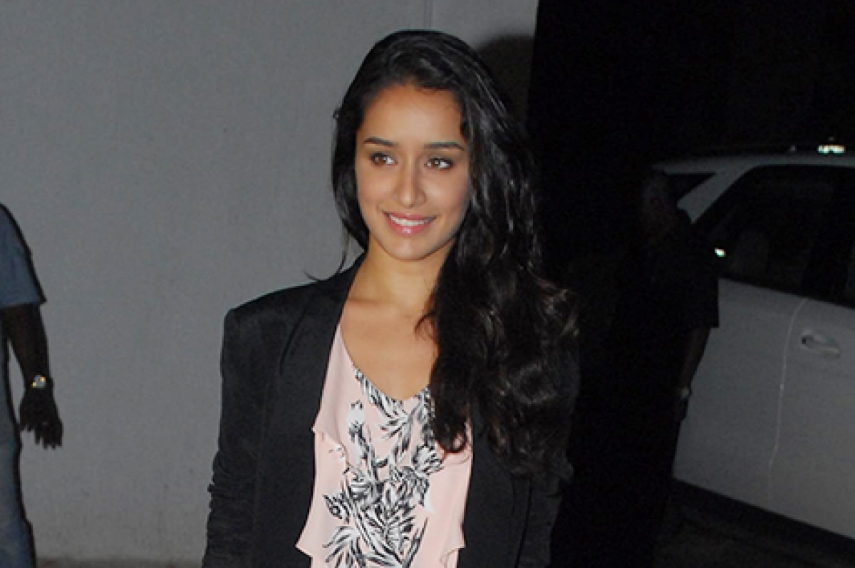 Why Shraddha will never move out of her family  home…