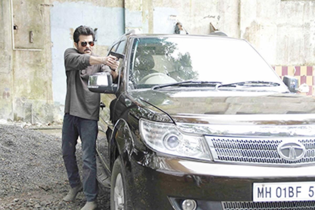 Anil Kapoor  working on '24' season 2