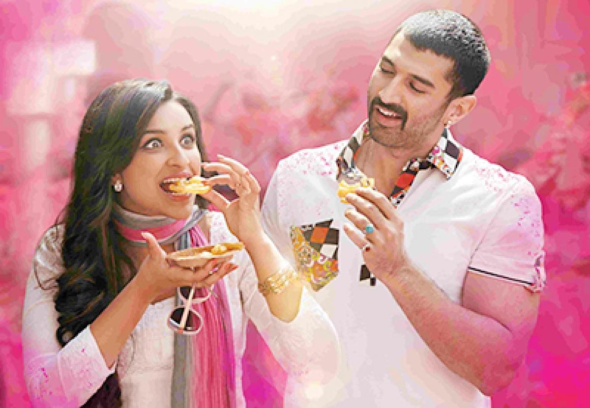Parineeti is really funny: Aditya Roy Kapur