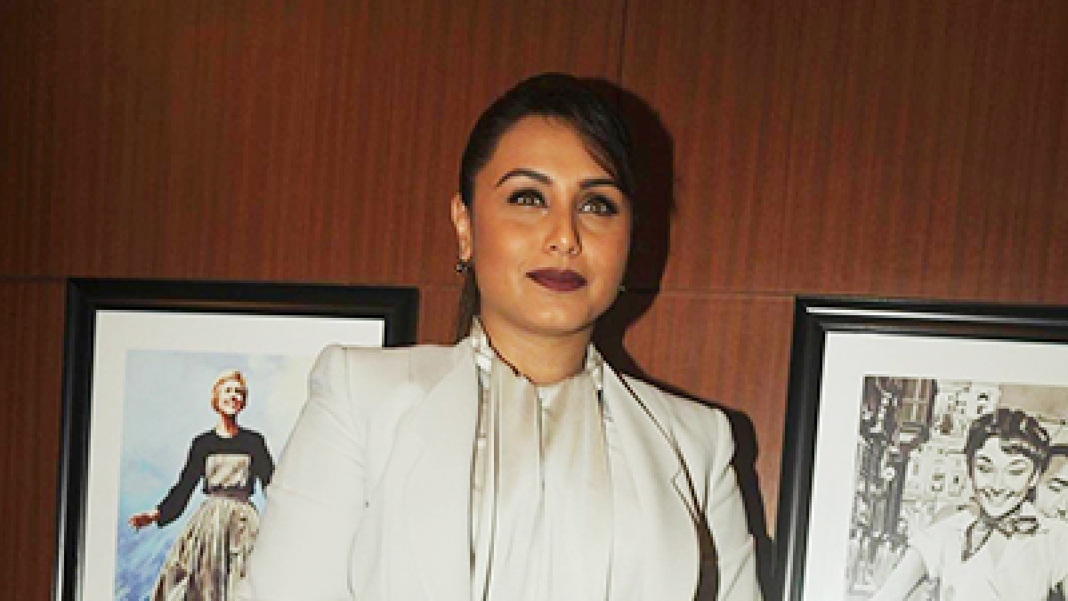 Rani Mukerji to star in 'Mrs. Chatterjee vs Norway'