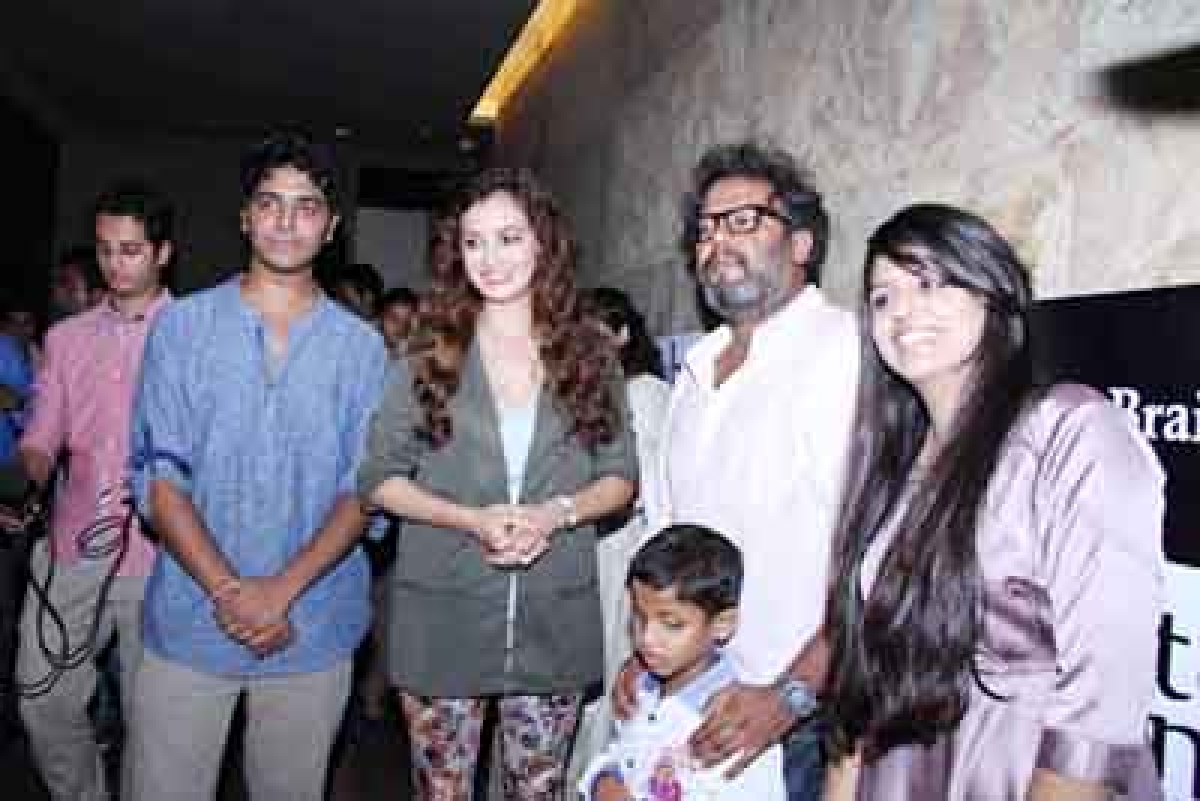 Dia Mirza up for a cause!