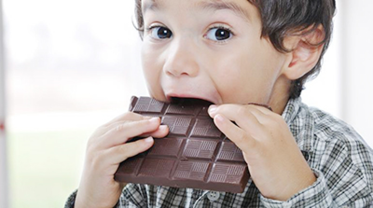 Energy  hungry  brain slows  growth  in kids