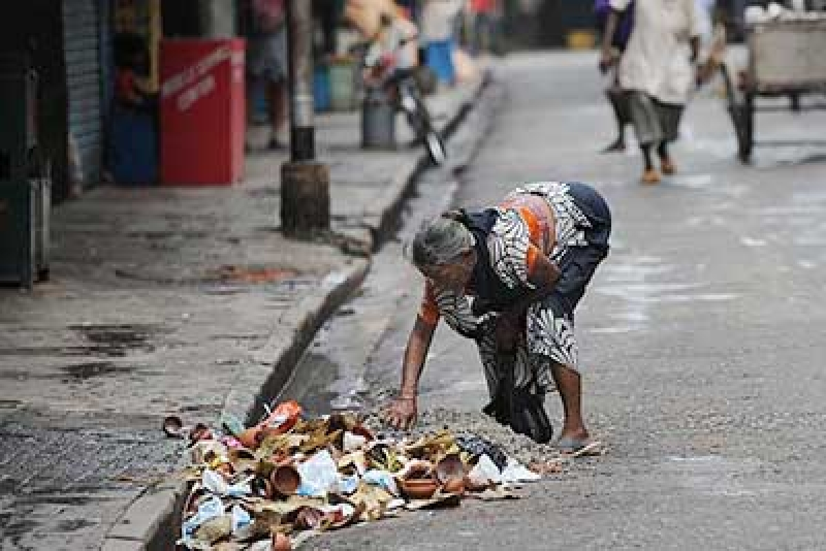 India's poverty rate lowest among nations with poor population
