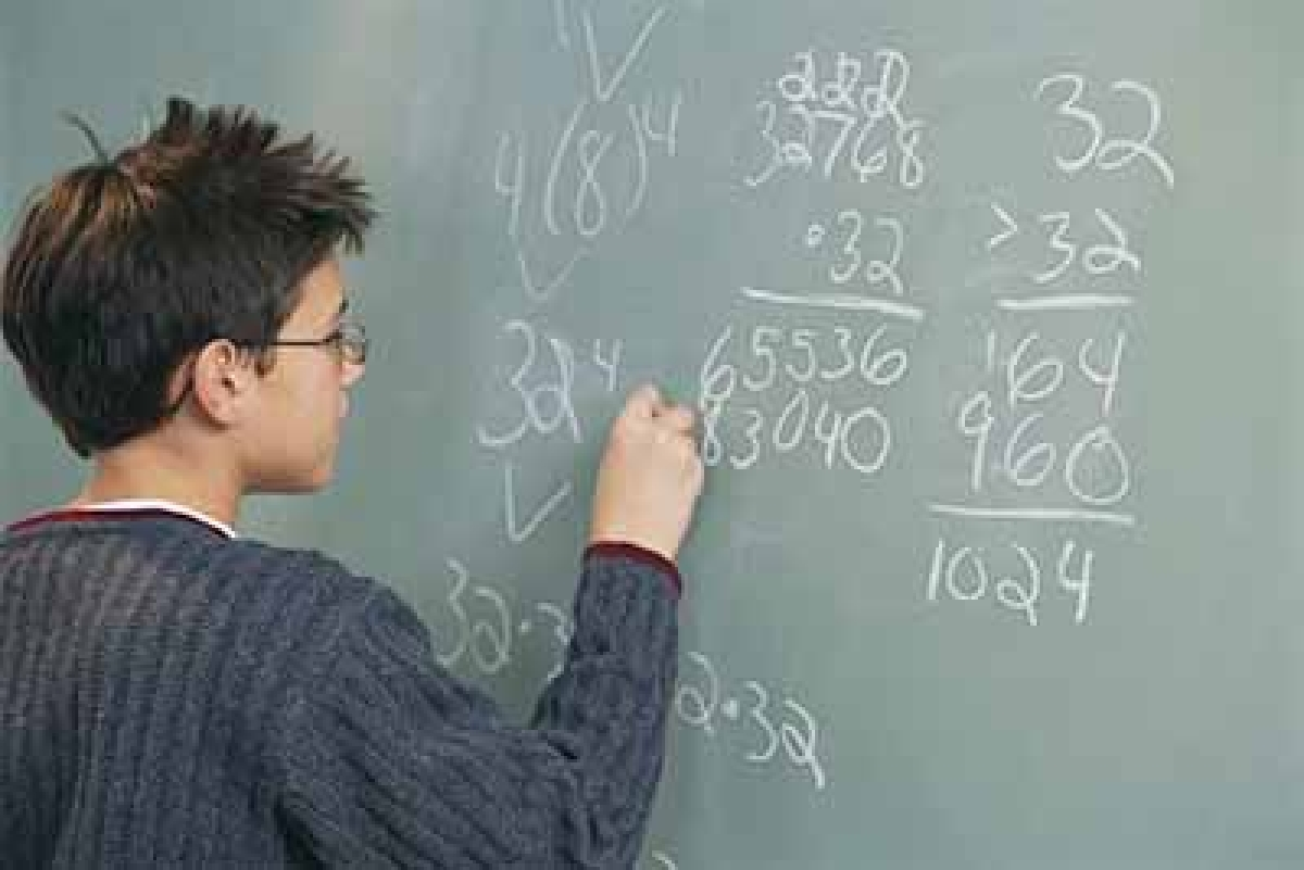 Why do some kids fear math?