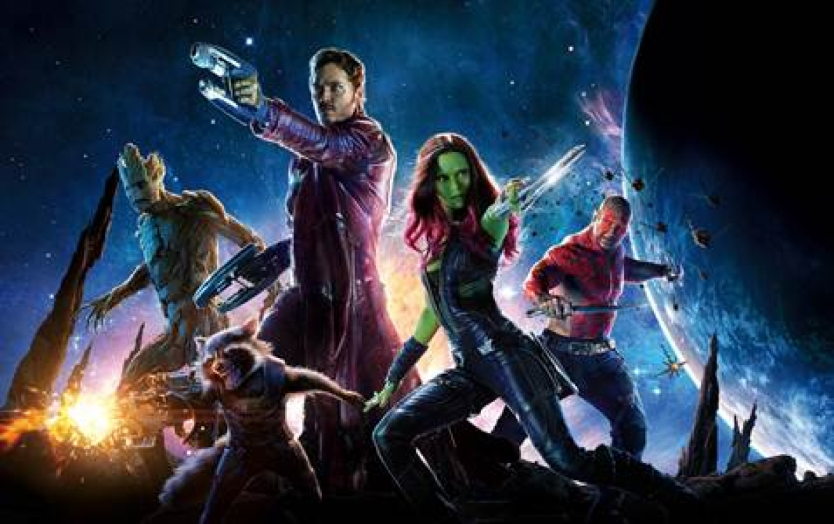 Guardians of the Galaxy: A marvellous product