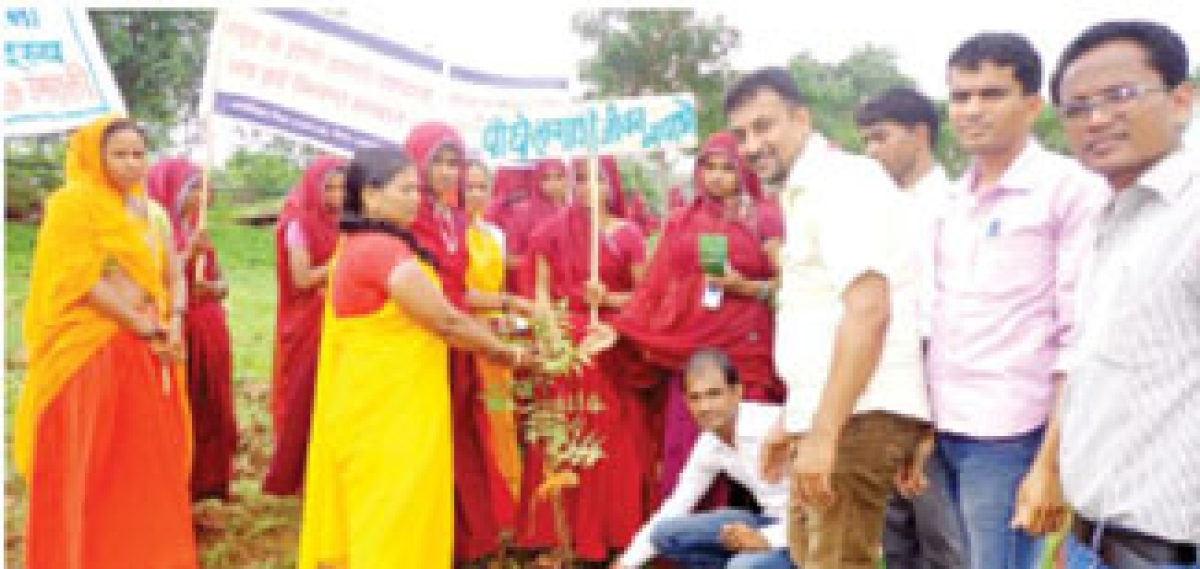 Health, education & environment awareness rally organized