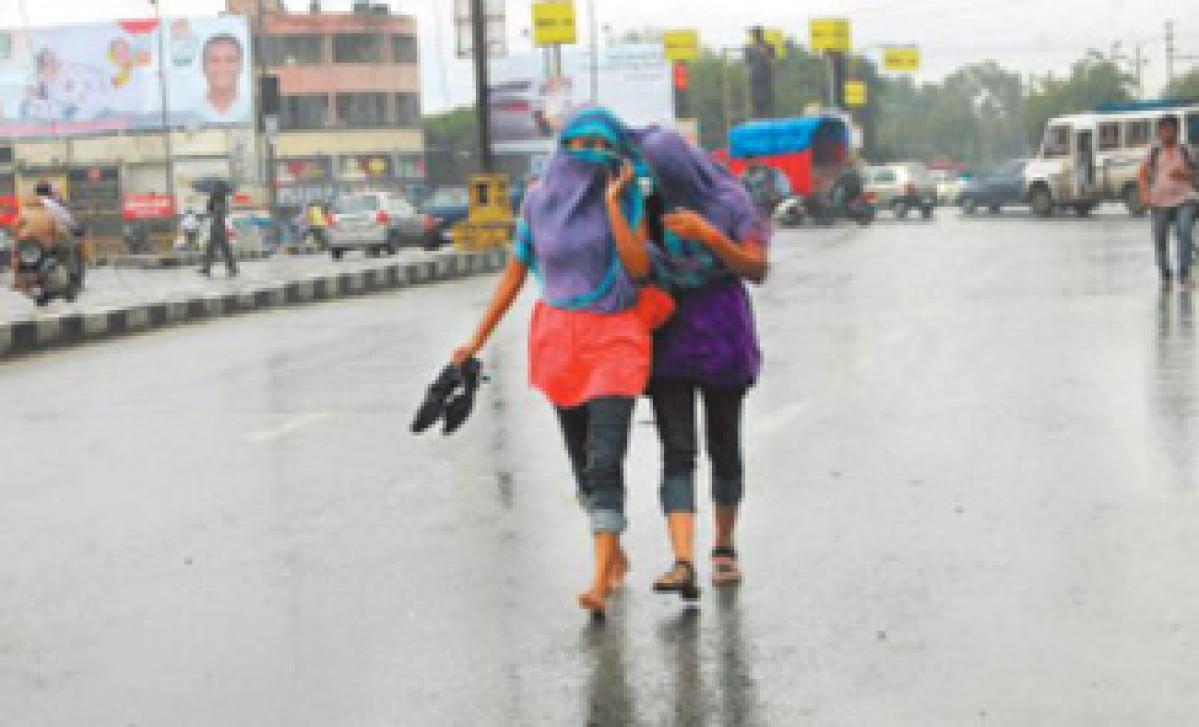 Heavy rain warning for Bhopal