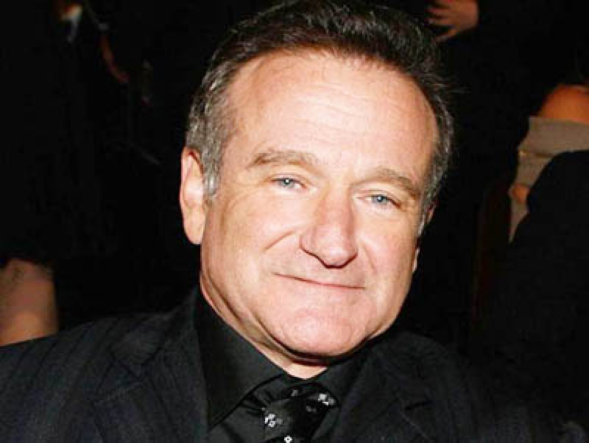 Robin Williams gave his favourite bike to charity before suicide