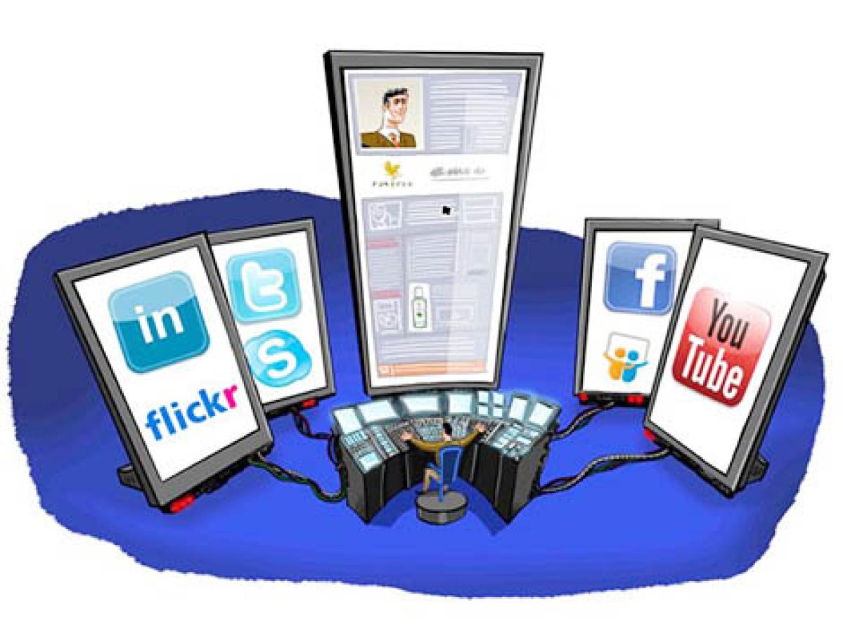 Home, IB ministry jostle to control social media