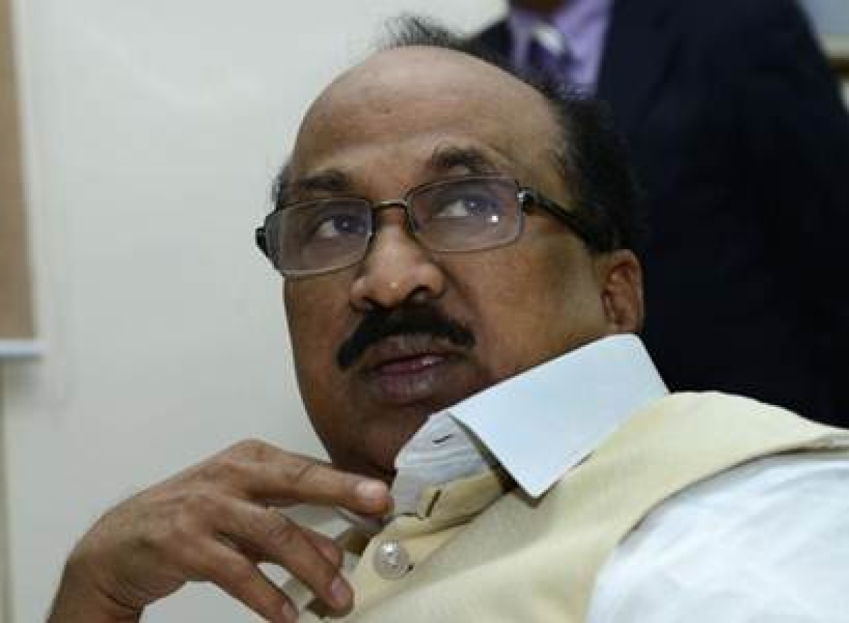 K V Thomas urges Centre to give ration to fishermen hit by ban