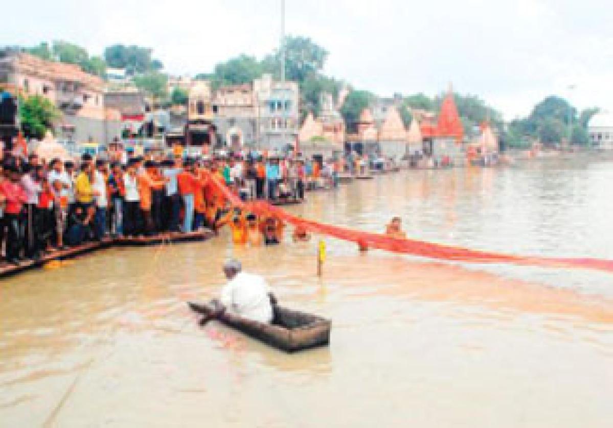 Water crisis deepens