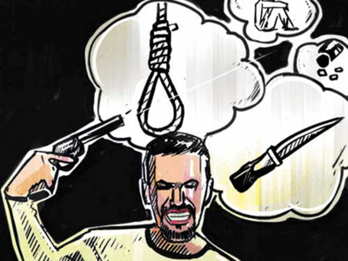 Four suicides, three suicide bids in 48 hrs shock Maharashtra