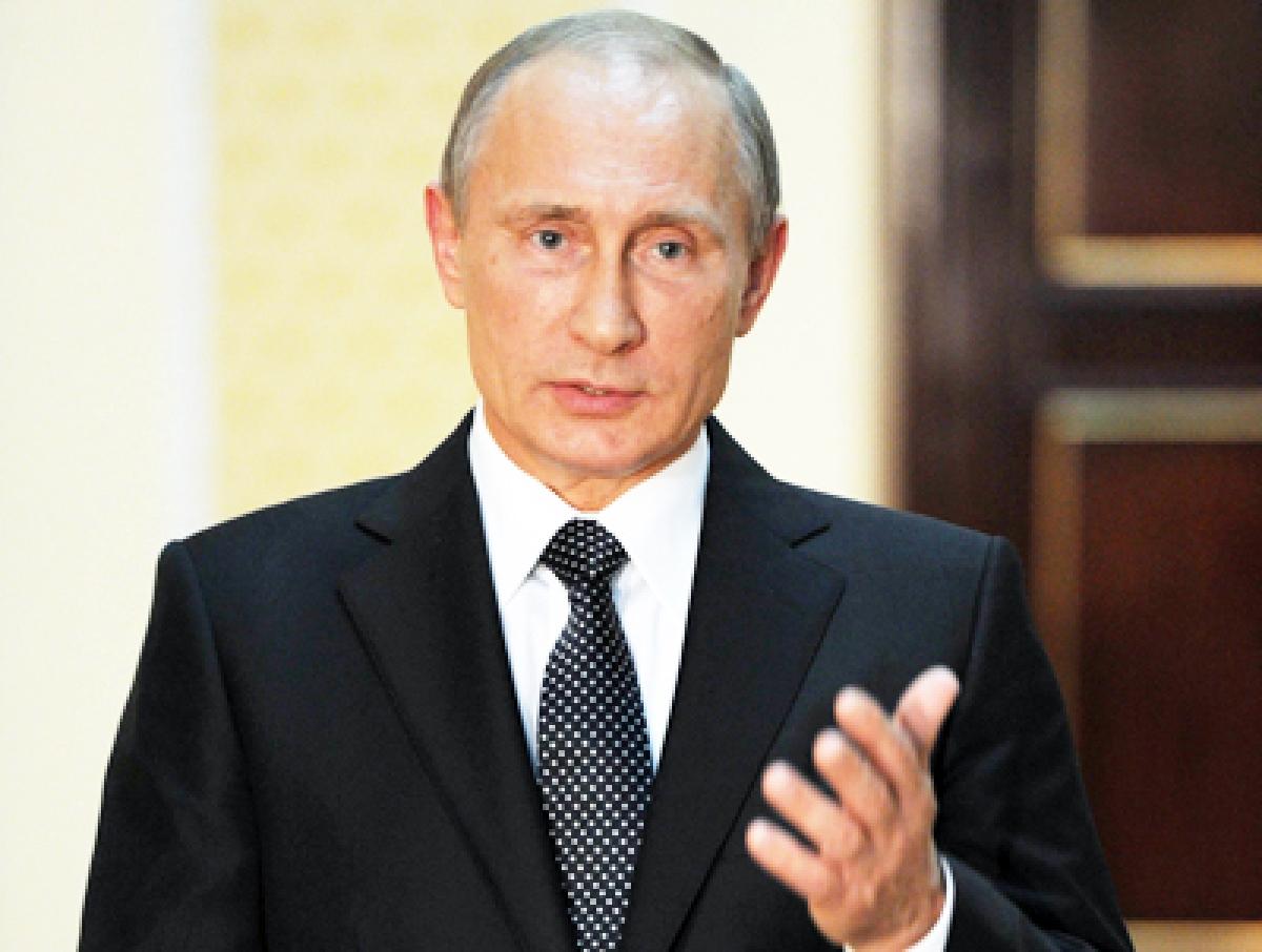 Willing to meet Trump whenever Washington is ready, says Putin