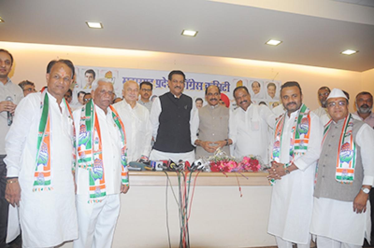 'Mahayuti' playing communal  politics to grab power: Chavan