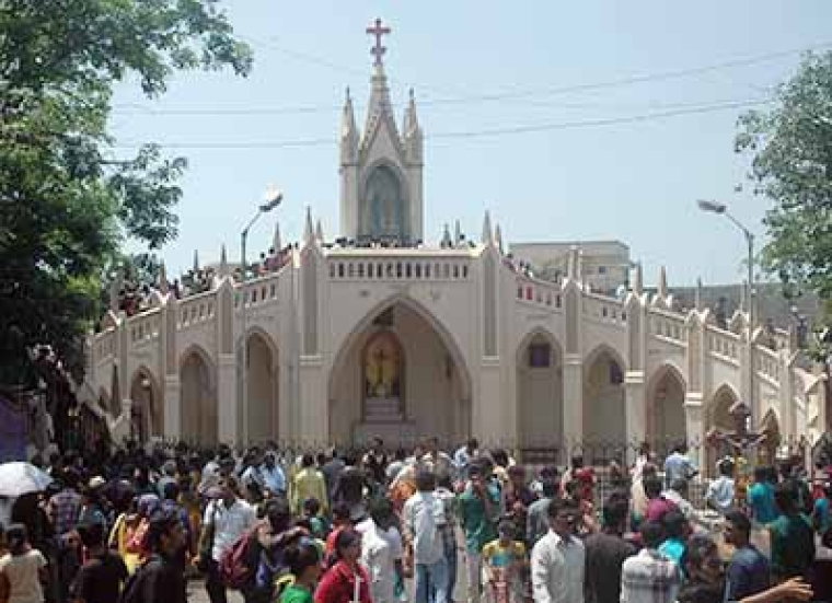 Mount Mary fair started from Sunday at Bandra West in Mumbai. The celebrations will continue for nine days.