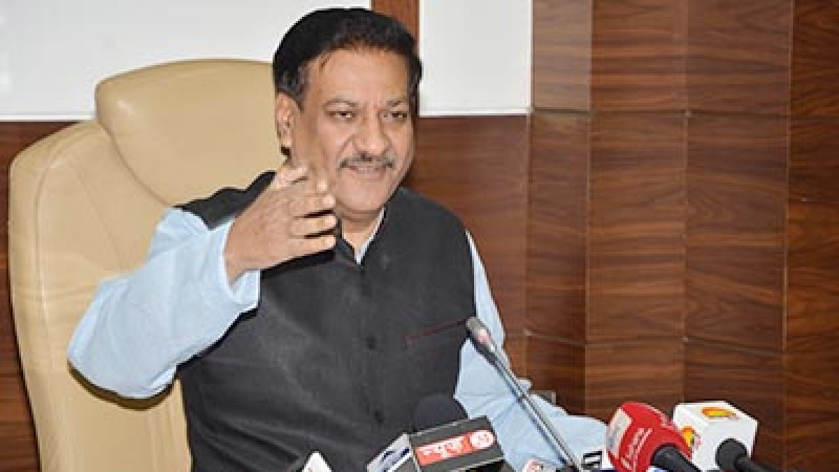 Congress-NCP to fight 123-125 seats each, leave 41 for allies: Prithviraj Chavan