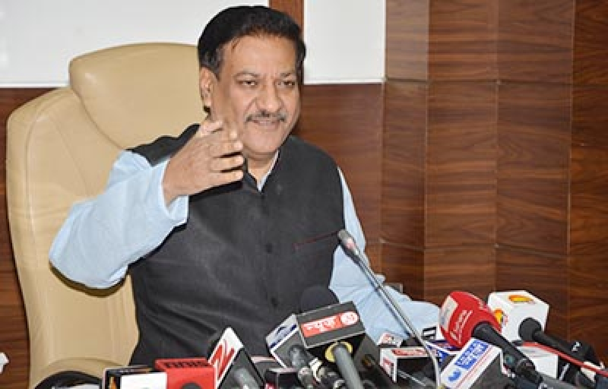 'Congress finalising alliance with NCP, sure of returning to power'
