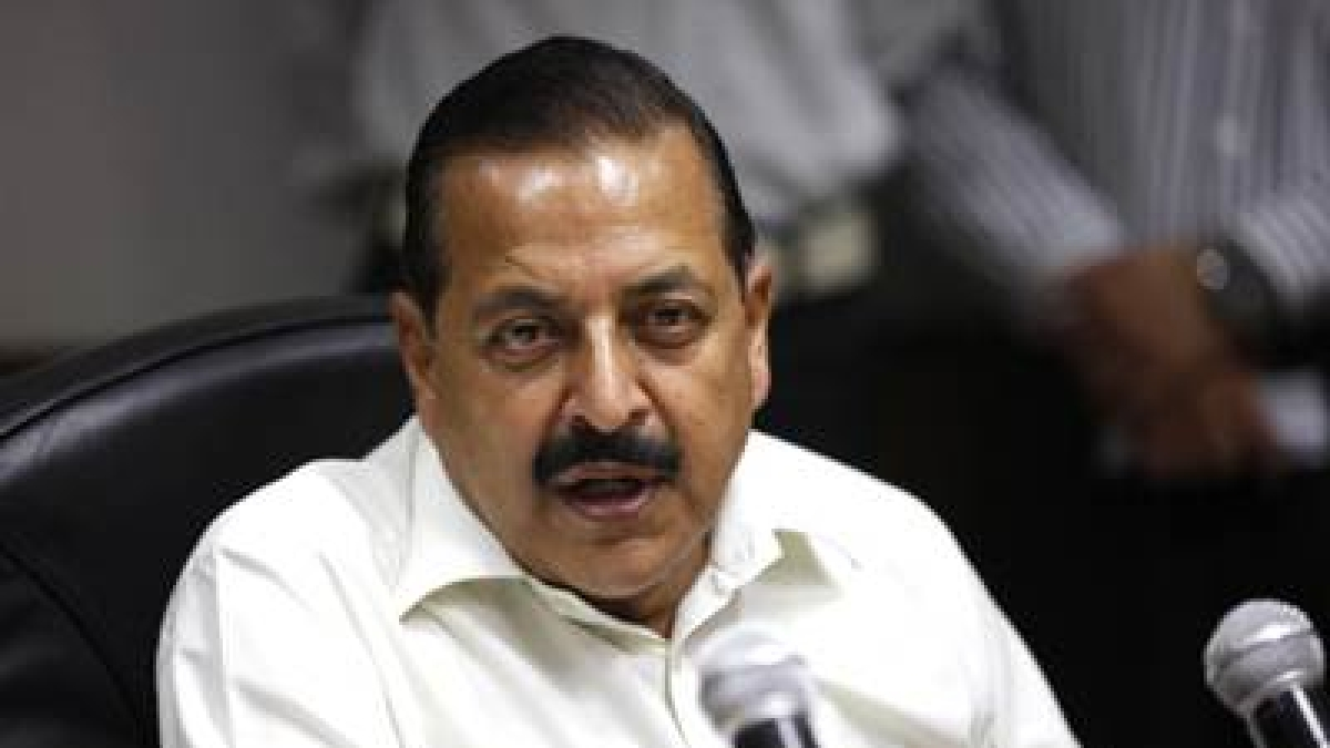 Jitendra Singh chairs high-level meet, reviews ongoing projects of North East region