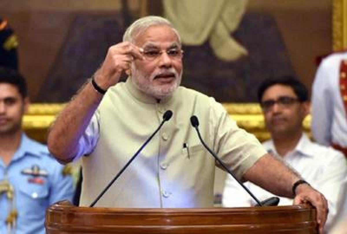 Prime Minister Narendra Modi in New York