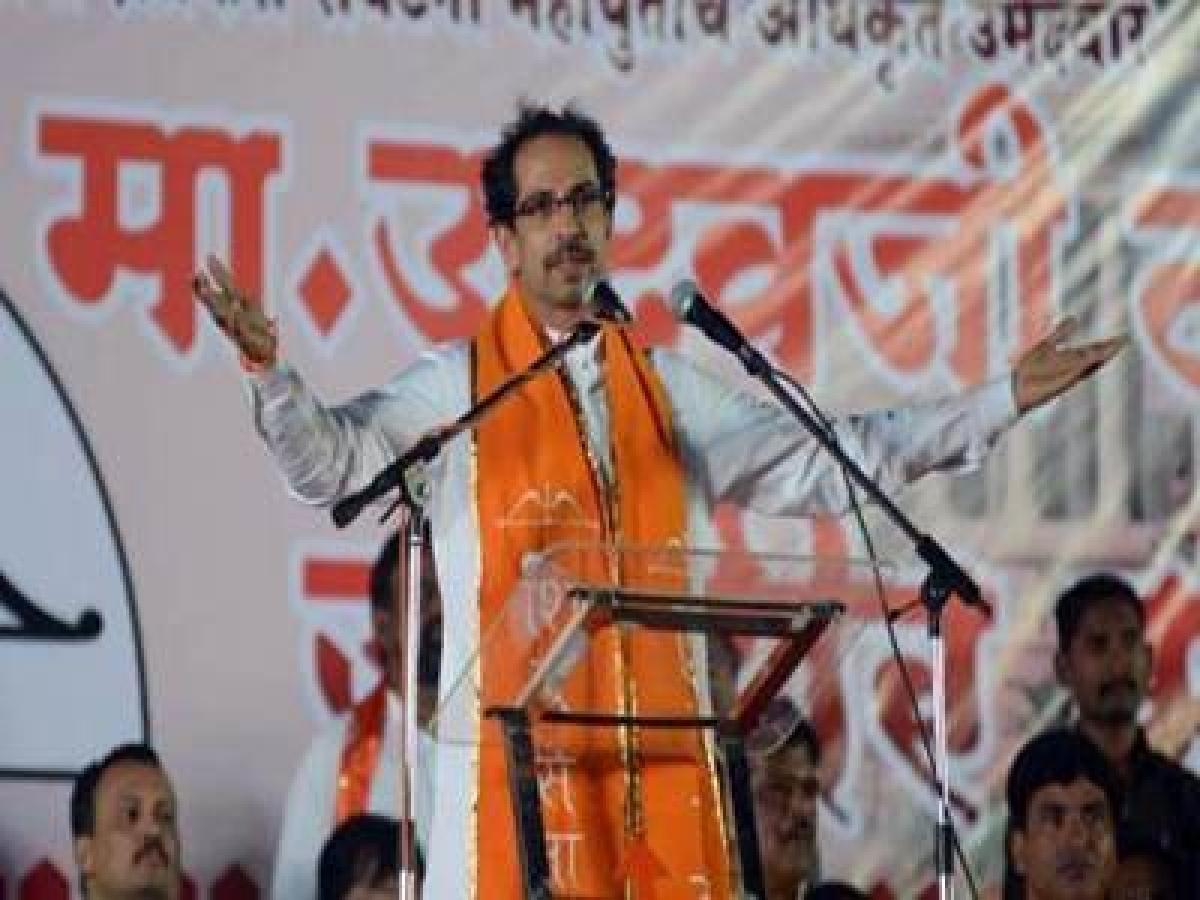 I got Rajya Sabha seat for Athawale: Uddhav Thackrey