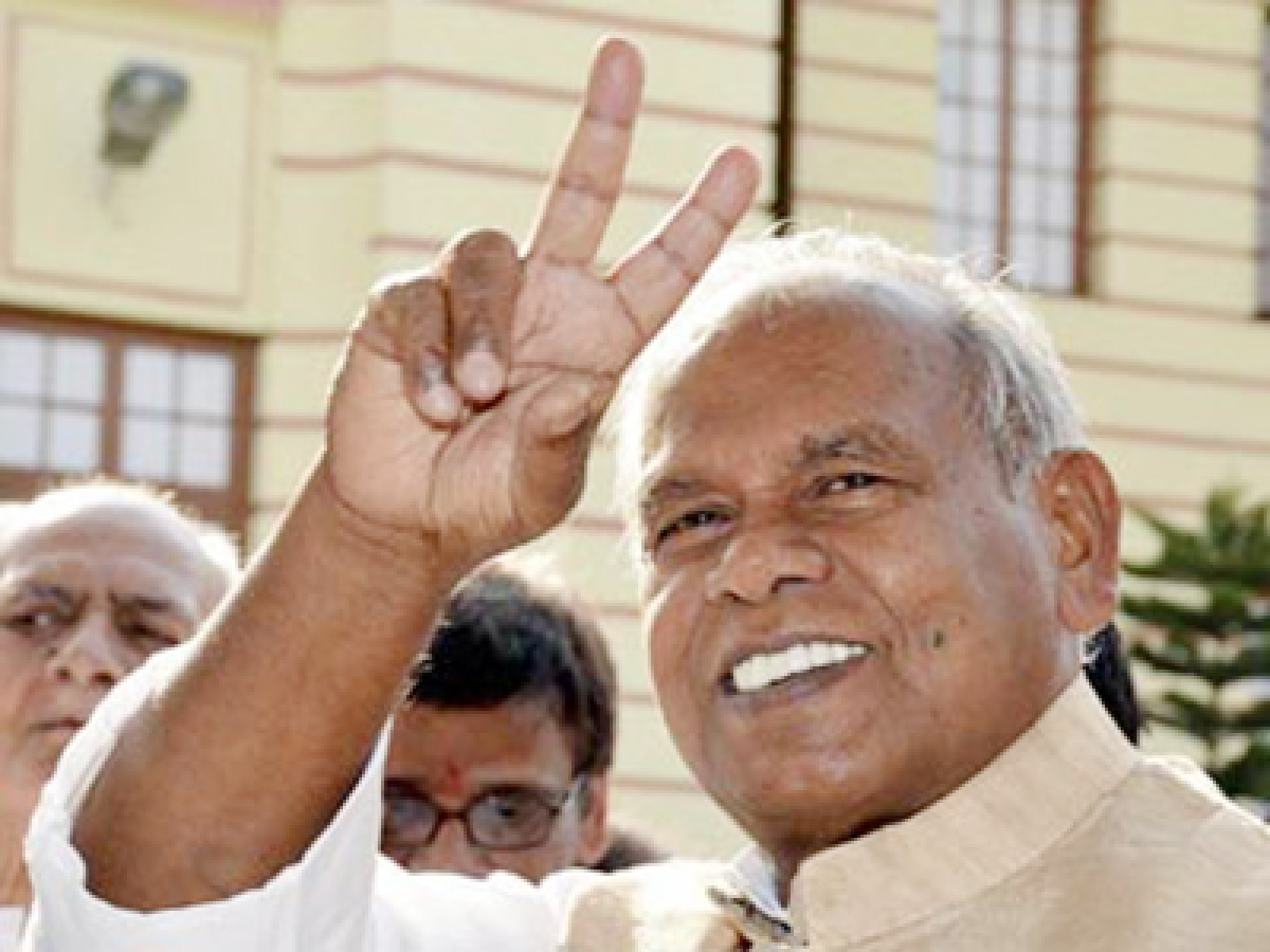 Bihar CM defends black marketing by small traders