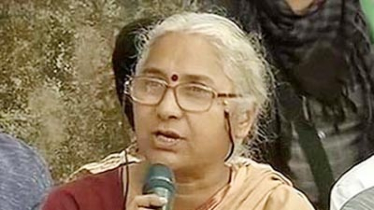 Medha Patkar on 'satyagraha' to seek rehab of flood-affected in Madhya Pradesh – FRJ – 26.8.19