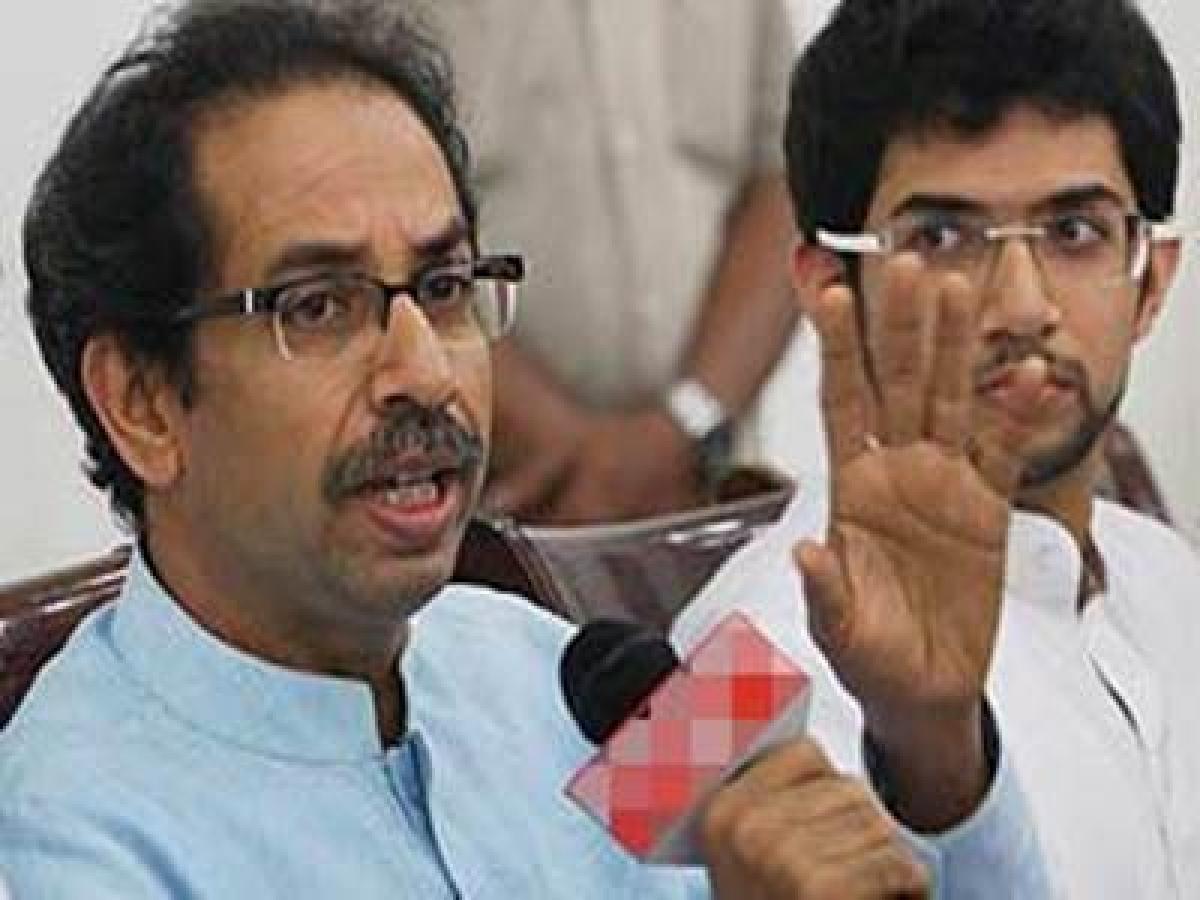 No new Sena minister, Uddhav may pull out of Modi govt