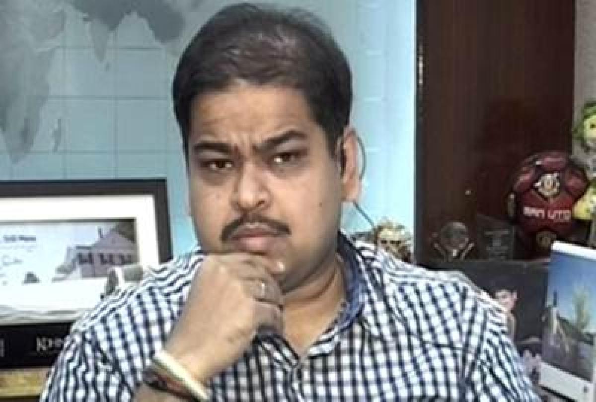 CBI questions Trinamool MP Srinjoy Bose