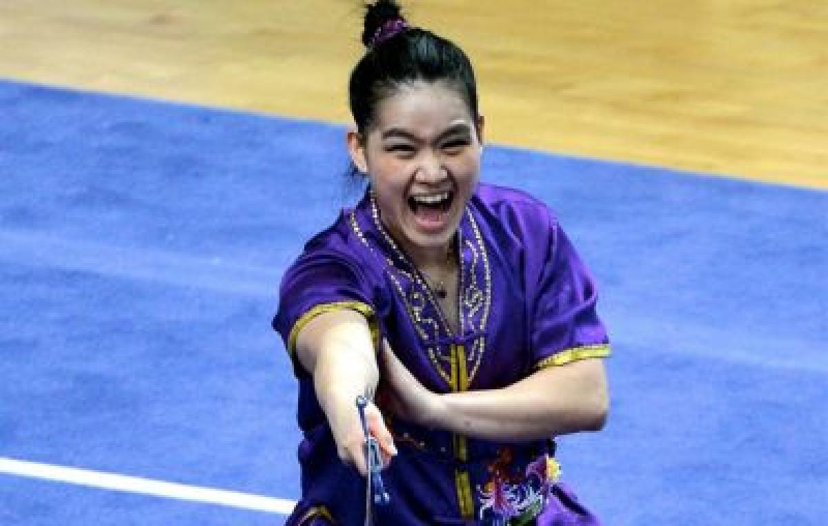 Wushu gold medalist Tai Cheau Xuen caught doping at Asian Games