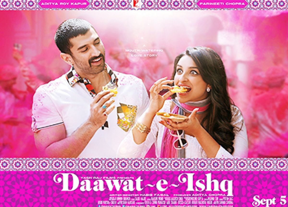 'Daawat-E-Ishq'  celebrates love  and food