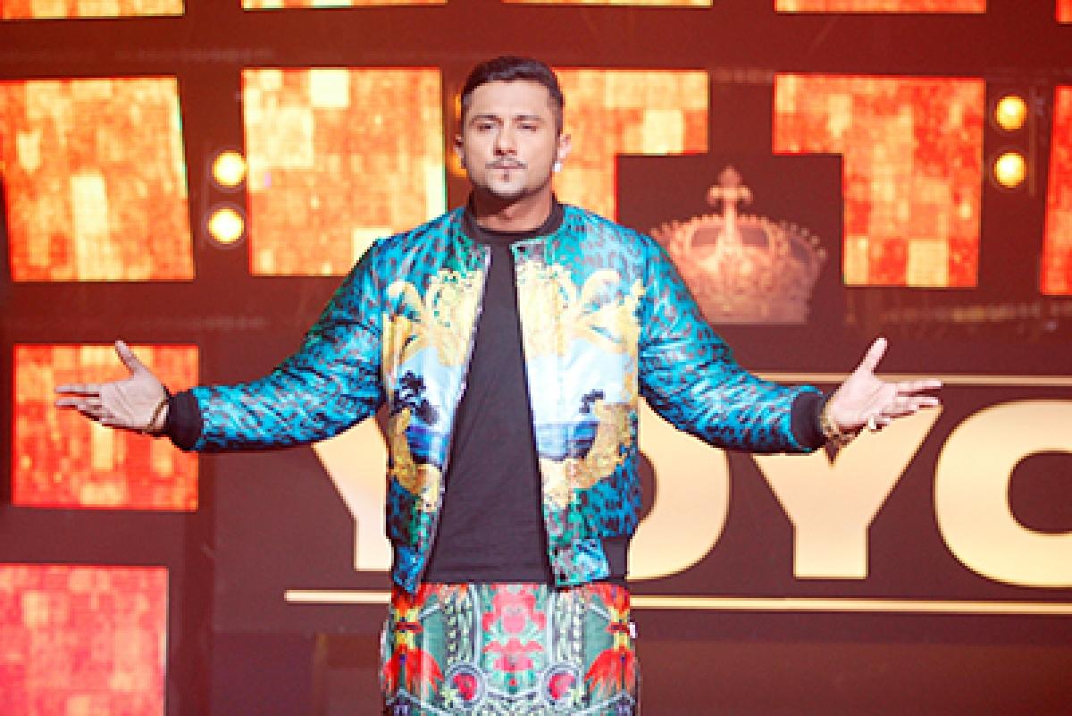 Yo Yo Honey Singh to set on a tour